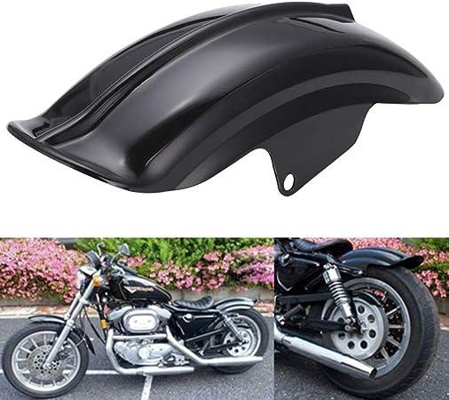 Rkrljx Motorrad Fender Motorrad Kotflügel Hinten Kotflügel Gepasst Fit For Harley Bobber Chopper Cafe Racer Kotflügel Schutz Motorrad Chopper Motor Zubehör Küche Haushalt