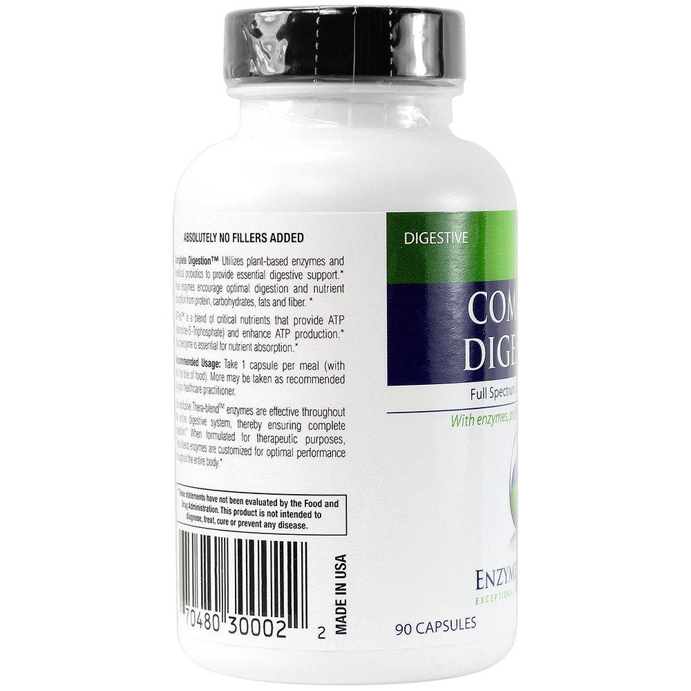 Amazon.com: Enzyme Science - Digestión completa, soporte ...