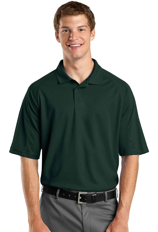 Sport-Tek Dri-Mesh Sport Shirt, Maroon, XL