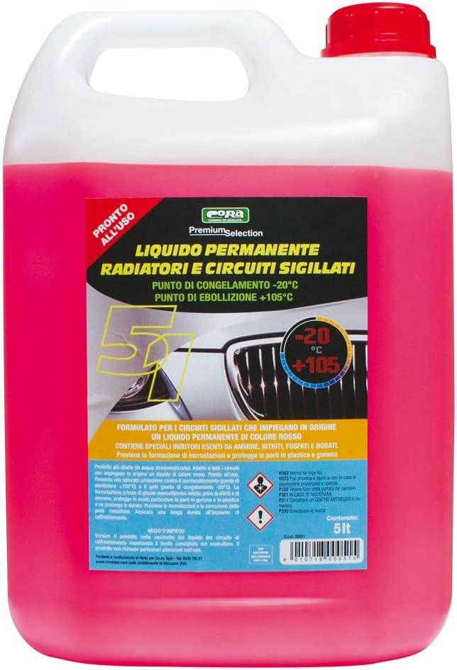 Liquido permanente radiatori e circuiti