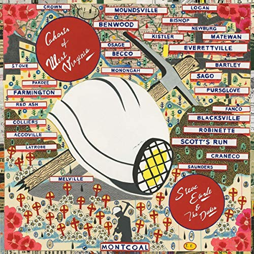 Ghosts Of West Virginia: Steve Earle & The Dukes, Steve Earle & The Dukes:  Amazon.es: Música