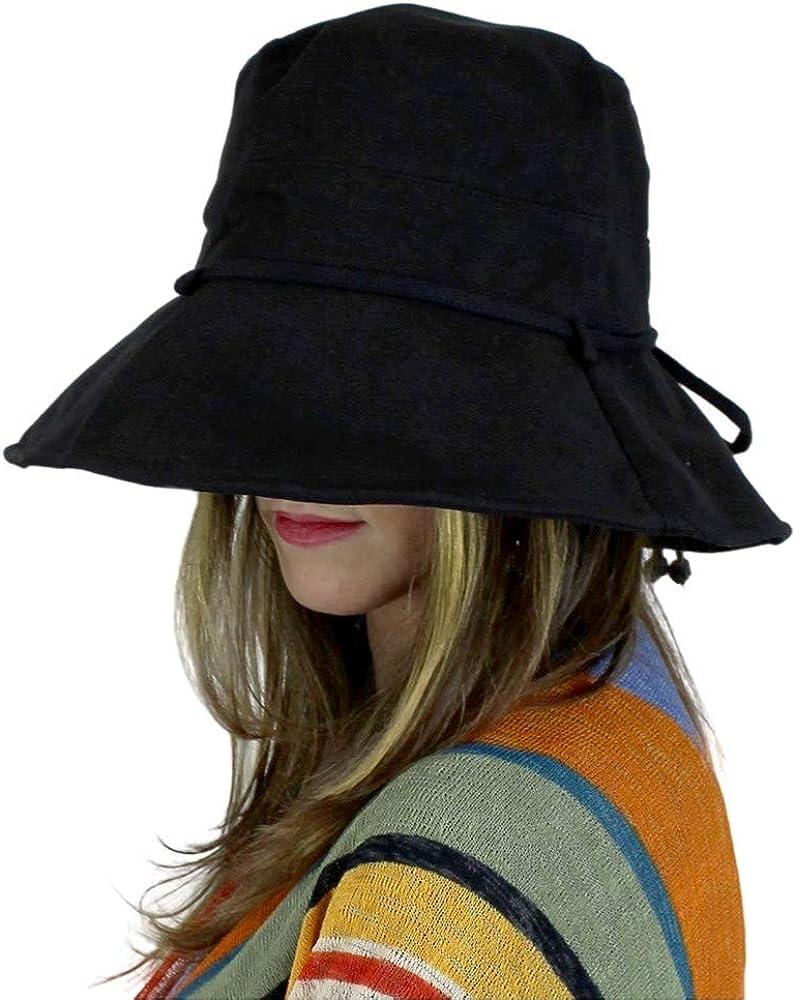 Wired Cotton UV Sun Hat...