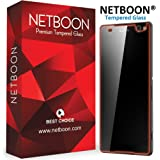 NETBOON® Branded Sony Xperia C5 Tempered Glass Screen Protector - Anti Explosion, Crystal Clear Screen Guard, Shatterproof, Anti-Scratch Screen Protector, Bubble-free, Oleophobic Coating, 2.5D Round Edge - 9H Hardness Protect Mobile Screen from Scratches, Dirt, Dust, Bumps, or any unwanted wear and tear