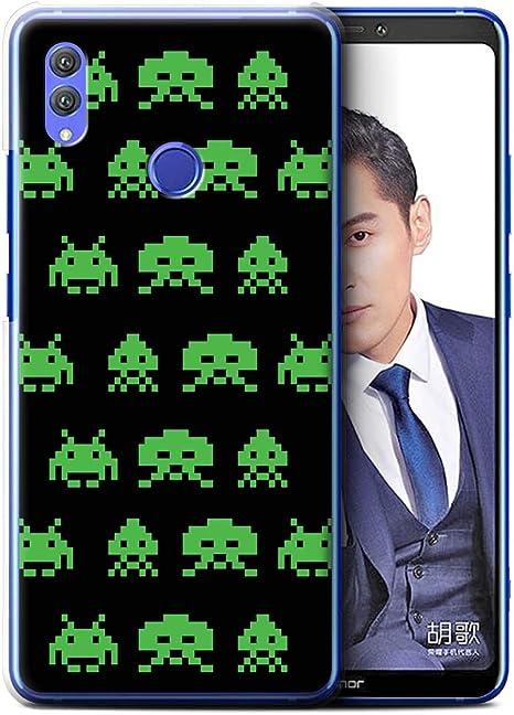 eSwish - Carcasa para teléfono móvil, diseño Retro de Arcade Games ...