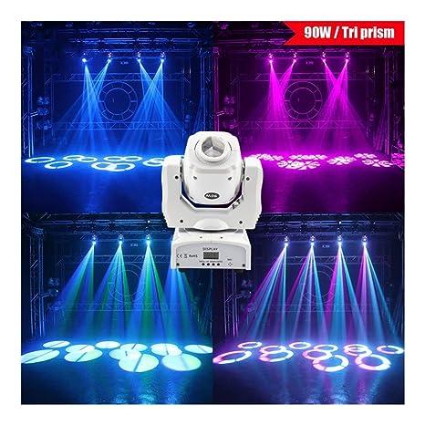KELITE 90W disco de DJ luces del proyector del punto Jefe de luces ...