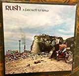 Rush A Farewell To Kings Vinyl LP Mercury ‎– SRM-1-1184 (1977)