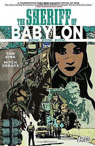Sheriff of Babylon Vol. 2: Pow. Pow. Pow.