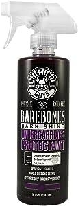 Chemical Guys TVD_104_16 Bare Bones Premium Dark Shine Spray for Undercarriage, Tires and Trim (16 oz)