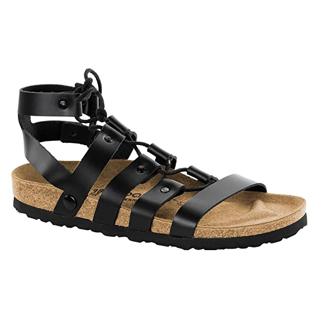 BIRKENSTOCK Papillio Womens by Cleo Leather Sandals