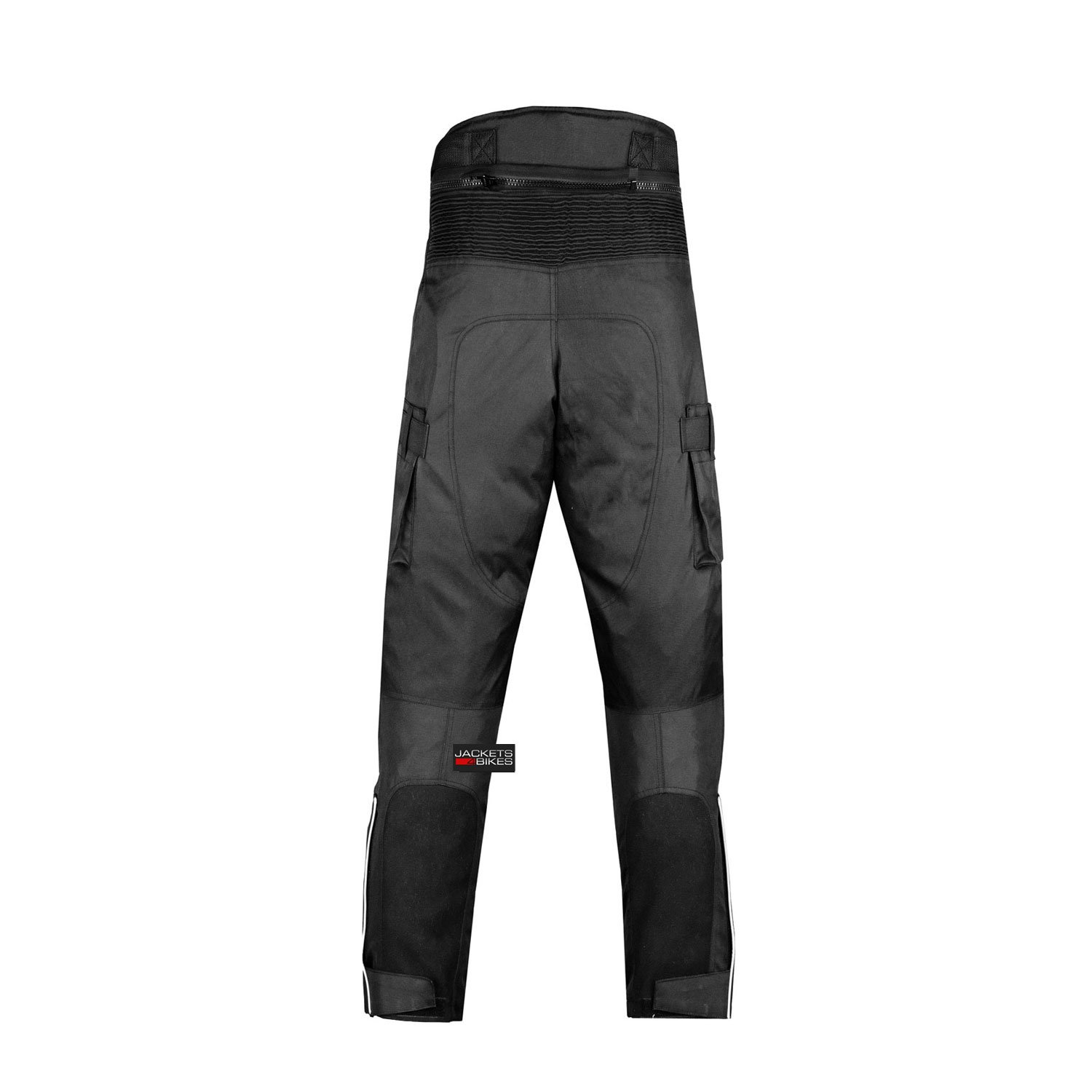 Motorcycle Textile Pants Waterproof Cruiser Touring Riding Armor Black 36w 30i by Jackets 4 Bikes (Image #3)