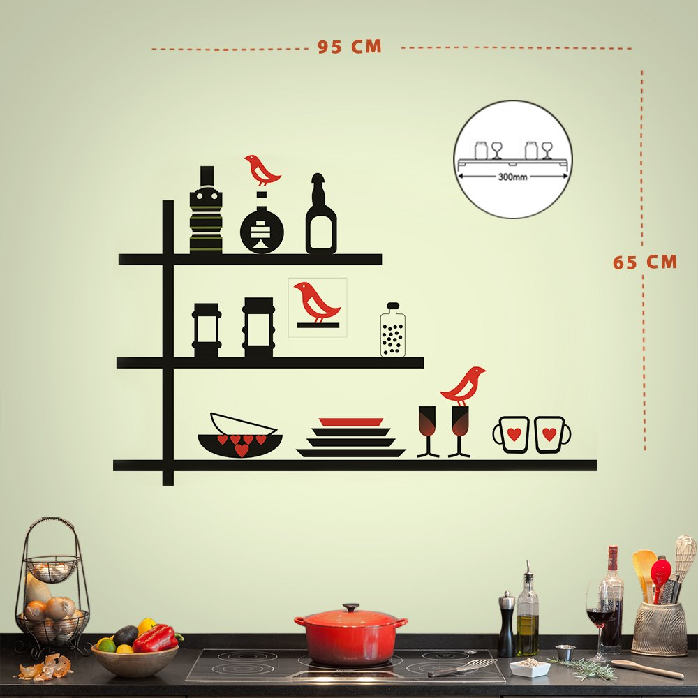 Buy Artesia Kitchen Wall Sticker For Your Bedroom Drawing Room Living Room And Kitchen Online At Low Prices In India Amazon In