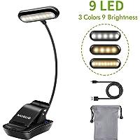 Book Light 9 LED 9 Modes