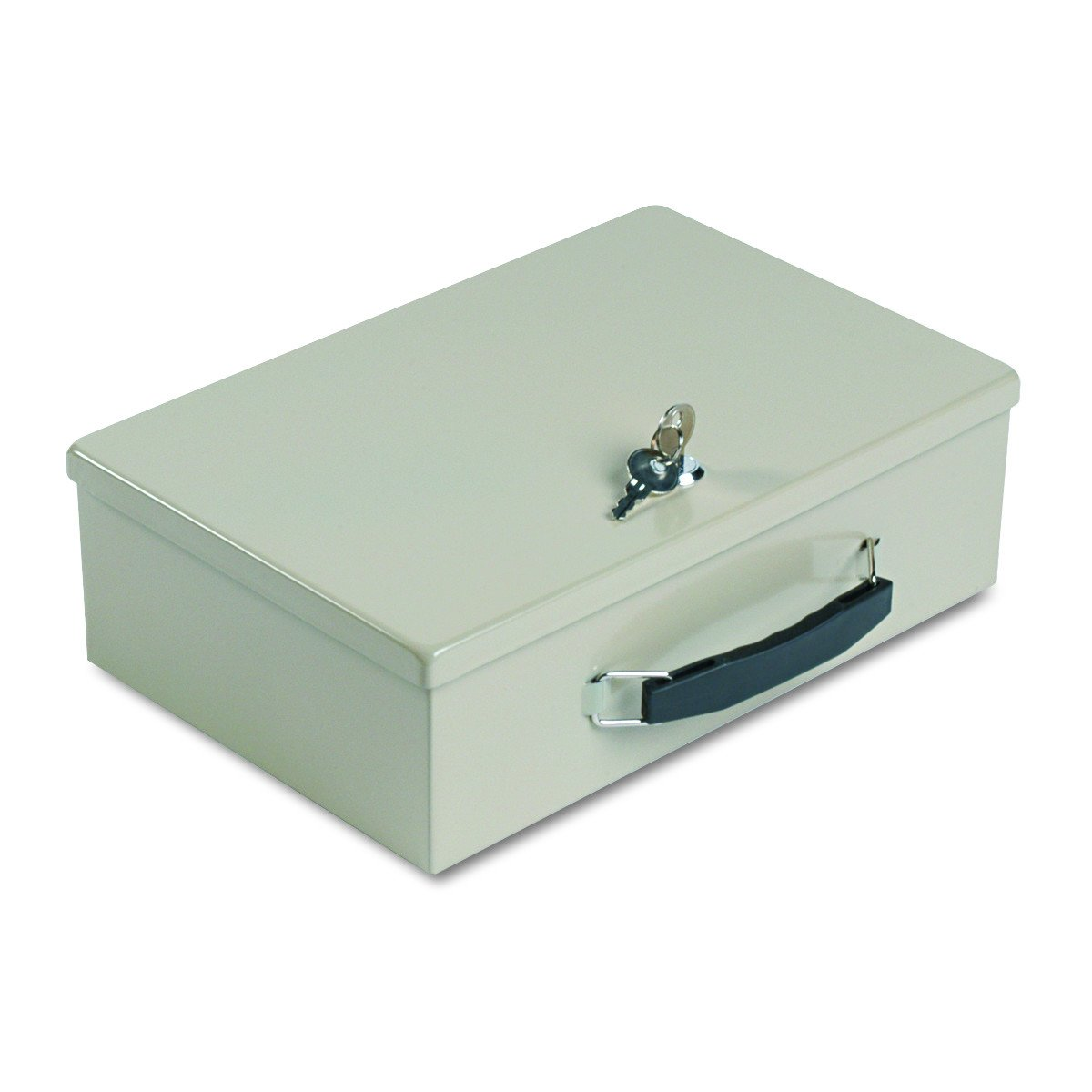 MMF Fire-Retardant Cash Box with Lock, 1 Each (MMF221614003)