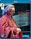 Verdi - Simon Boccanegra [Blu-ray] [Alemania]