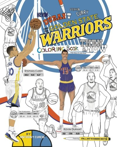 Kevin Durant Stephen Curry And The Golden State Warriors Then And