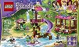 LEGO Friends Jungle Rescue Base Building Set 41038