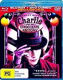 Charlie and the Chocolate Factory | Tim Burton's | NON-USA Format | Region B Import - Australia