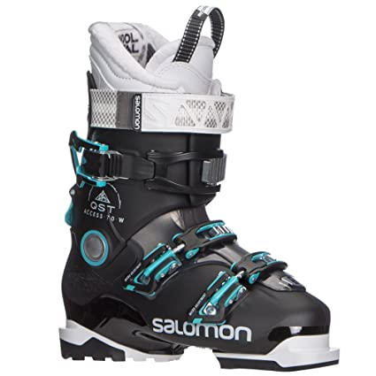 Salomon QST Access 70 W Womens Ski Boots 2019-26.5 Black-Anthracite  Translucent d47a7beb6d