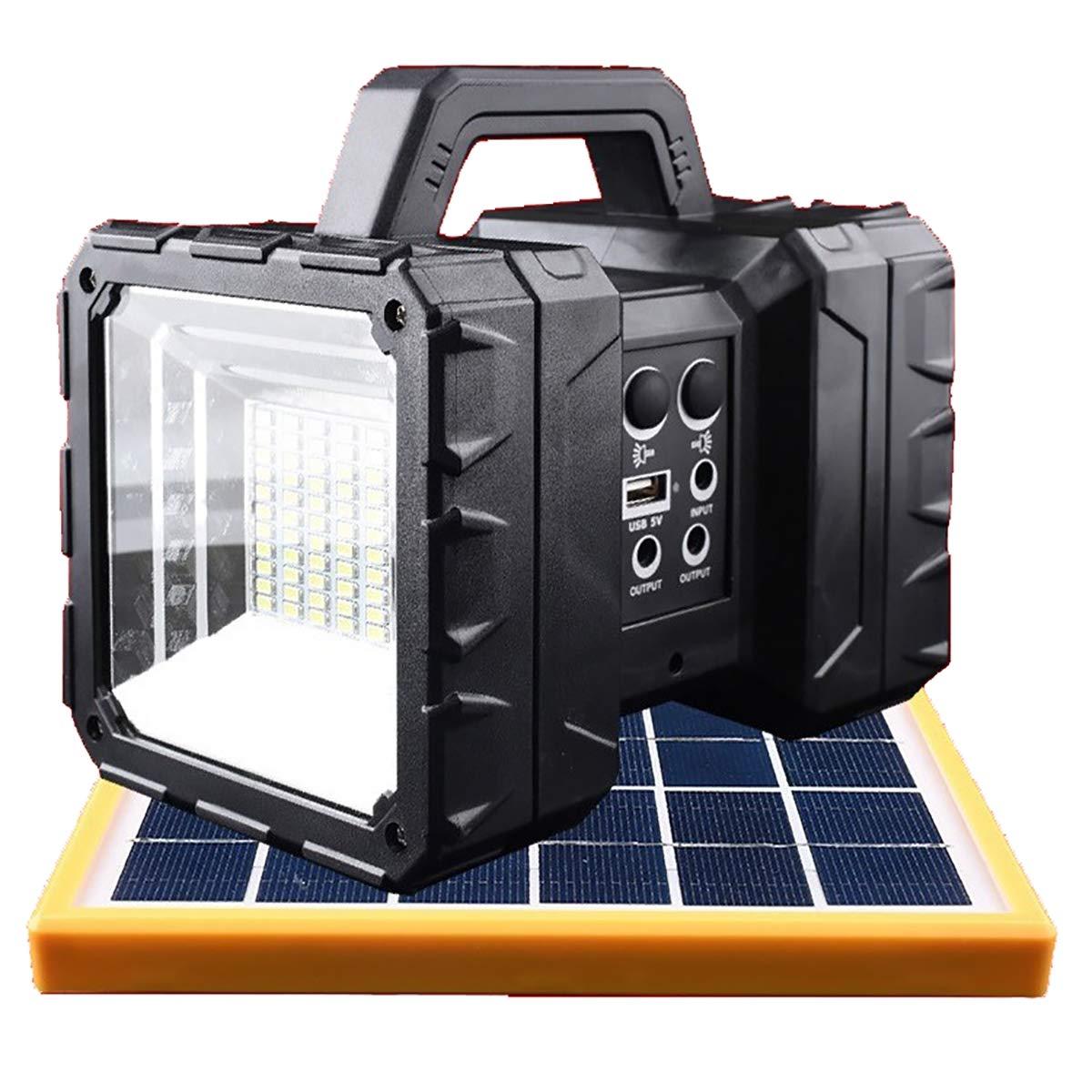 ZUZEN LED Camping Licht im Freien multifunktionale Camping Licht Solar tragbare Licht Aufladen