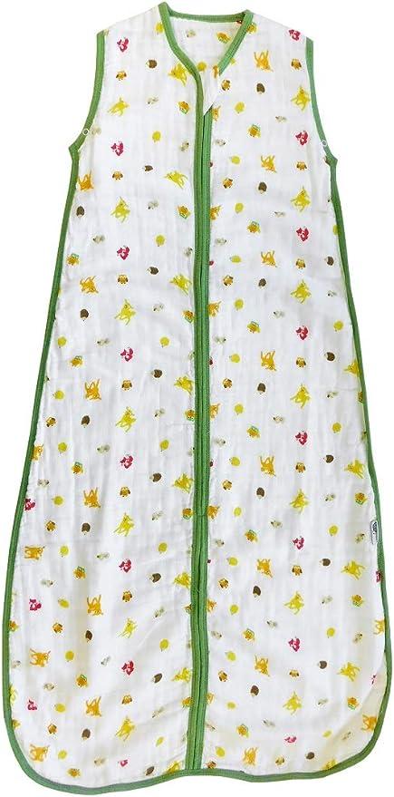 Saco de dormir de verano para bebés Verano Saco de dormir 0.5 tog – Animales del bosque – Diferentes tamaños Talla:110 cm: Amazon.es: Bebé