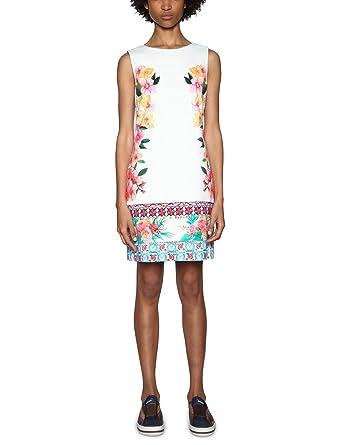 5c22c488ab00c0 Desigual Damen Vest_Cher Kleid: Amazon.de: Bekleidung