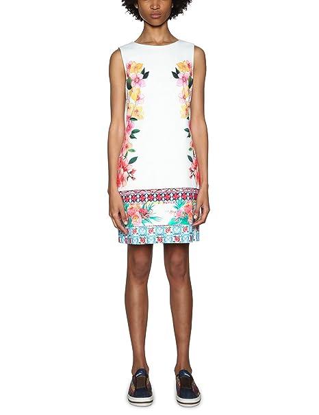 31c3340d0f41 Desigual Vest_Cher Vestido para Mujer