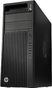 HP Z440 Workstation Intel Xeon 8-Core E5-1660 v3 3.0GHz 16GB Ram 240GB SSD 500GB HDD Quadro K620 2GB Windows 10 Pro (Renewed)