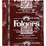 FOLGER'S Coffee Colombian Fraction, .9-Ounce Boxes (Pack of 150)