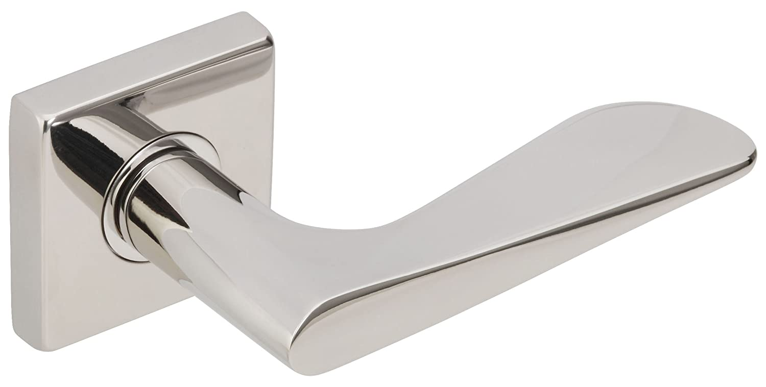 INOX SE344L62-32D SE Square Door Lever 2-3//8 Satin Stainless steel