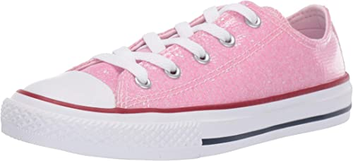 Converse Kids' Chuck Taylor All Star Sport Sparkle Low Top Sneaker