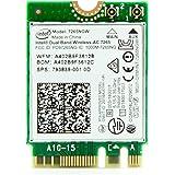 MQUPIN Intel Dual Band Wireless Network Card, Wireless-AC 7265 802.11ac, 2x2 Wi-Fi + Bluetooth 4.0 - (7265AC/7265NGW)