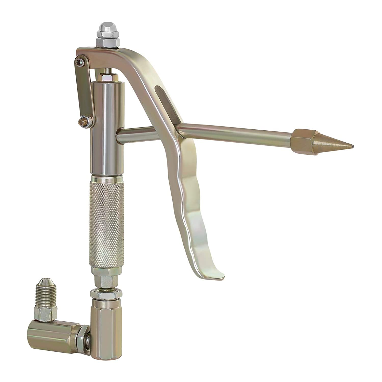 MSW Engrasadora Neum/ática para Taller Pro-G 20 Volumen 20 litros, Presi/ón De Trabajo 6-8 Bar, Presi/ón De La Bomba 300-400 Bar