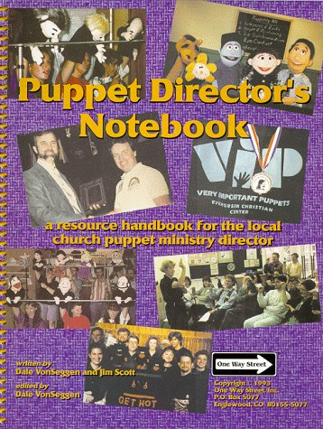 Puppet Director's Notebook