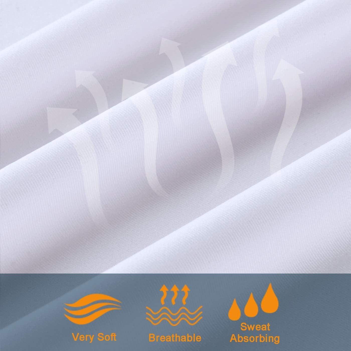 Bwiv Maglia Compressione Uomo Maniche Corte Asciugatura Rapida Maglia da Sport