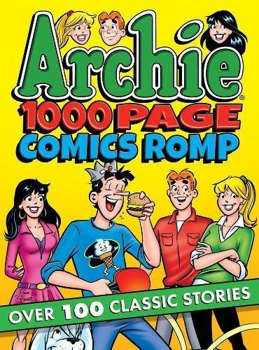 Archie 1000 Page Comics Romp (Archie 1000 Page Digests) by Archie Comics (Image #2)