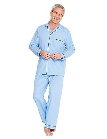 a5da0897d Tootal Mens Pyjama PJ's Cotton Blend: Amazon.co.uk: Clothing