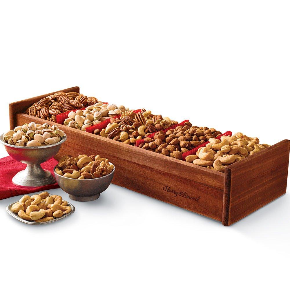 Harry & David Mixed Nut Crate