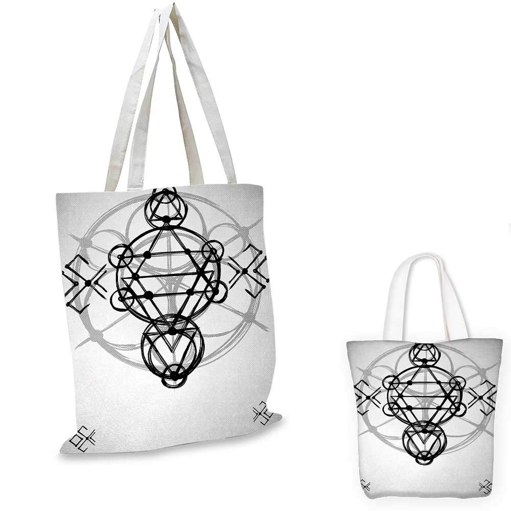 神聖な幾何学ヘキサゴンフォーム 星空の夜のミスティックイメージのセンターにアイアイコン付き マルチカラー 12