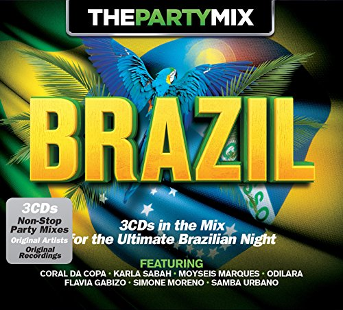 The Party Mix - Brazil / Various Artists]()