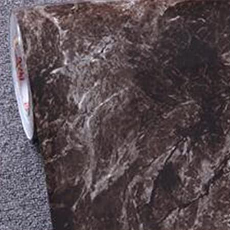 Marble Wallpaper Waterproof Self Adhesive Thicken FAVOLOOK Plain Texture Granite Effect Brick Glitter Stone Wall