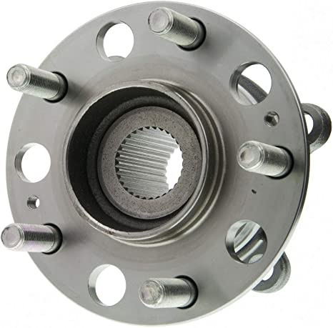 Note: RWD 2010 fits Hyundai Genesis Coupe Rear Wheel Bearing and Hub Assembly Included with Two Years Warranty Left and Right - Two Bearings