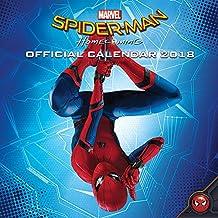 Spider-Man Homecoming 2018 Square Calendar 30 x 30cm
