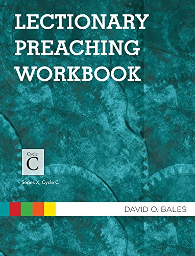 Lectionary Preaching Workbook: Series X, Cycle ()