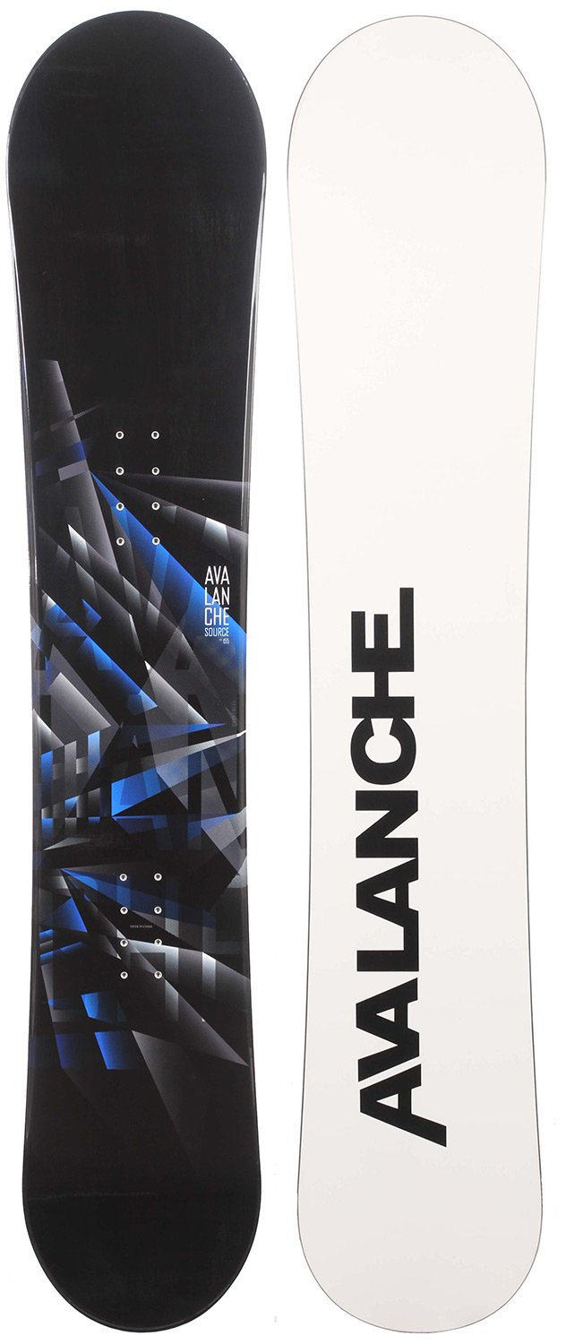 Avalanche Source Snowboard 155 Mens by Avalanche (Image #1)