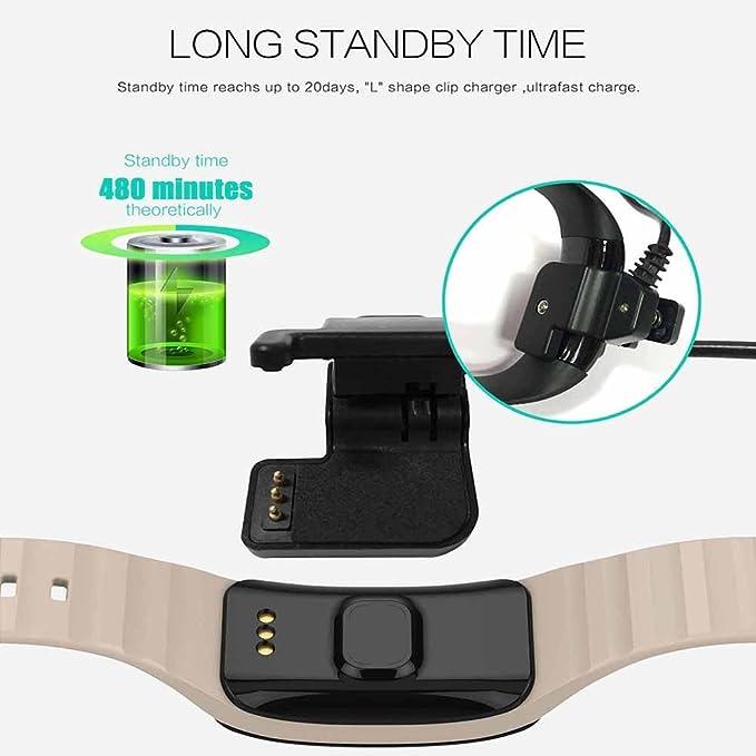 Nueva inteligente reloj Tensiómetro de medición Frecuencia Cardíaca Dormir Calidad Smart Pulsera HD gran pantalla led resistente al agua Smart Pulsera, ...