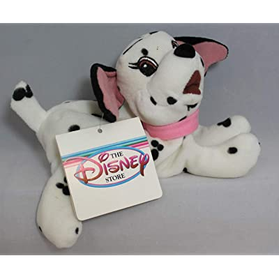 101 Dalmatians Jewel - Disney Mini Bean Bag Plush: Toys & Games