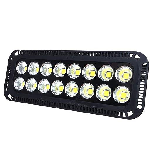 H-XH Foco Proyector LED, 400w/600w/800w Iluminación de cancha de ...