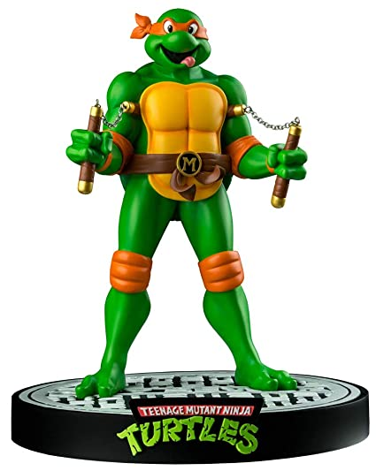 IKON COLLECTABLES Teenage Mutant Ninja Turtles Statue ...