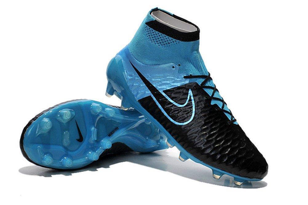 Demonry Schuhe Herren Fußball Magista obra fg mit ACC blau Fußball Stiefel