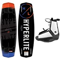 Hyperlite Wakeboard Package 2018 Vapor with Destroyer Wakeboard Bindings